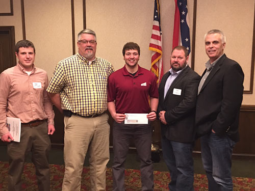 ESW Co-Op wins OCA Scholarship